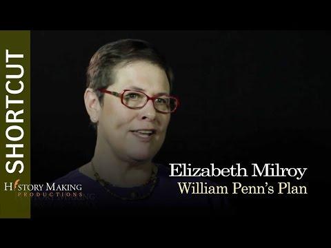 Elizabeth Milroy on William Penn