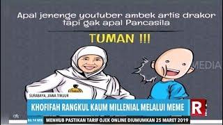 Viral Meme Tuman Ala Khofifah