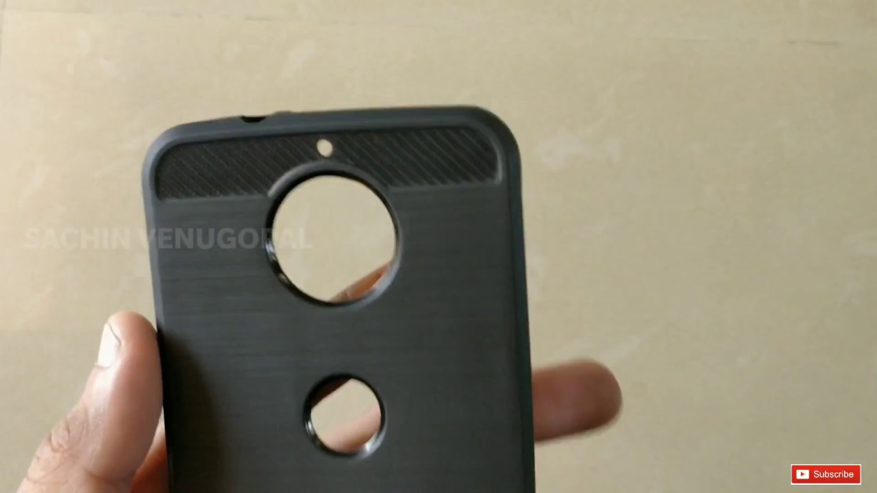 buy popular 71f2d a8d90 Moto G5s Plus Case Cover & Tempered Glass Unboxing.