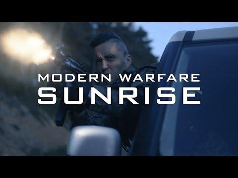 Modern Warfare: Sunrise - Fan Film