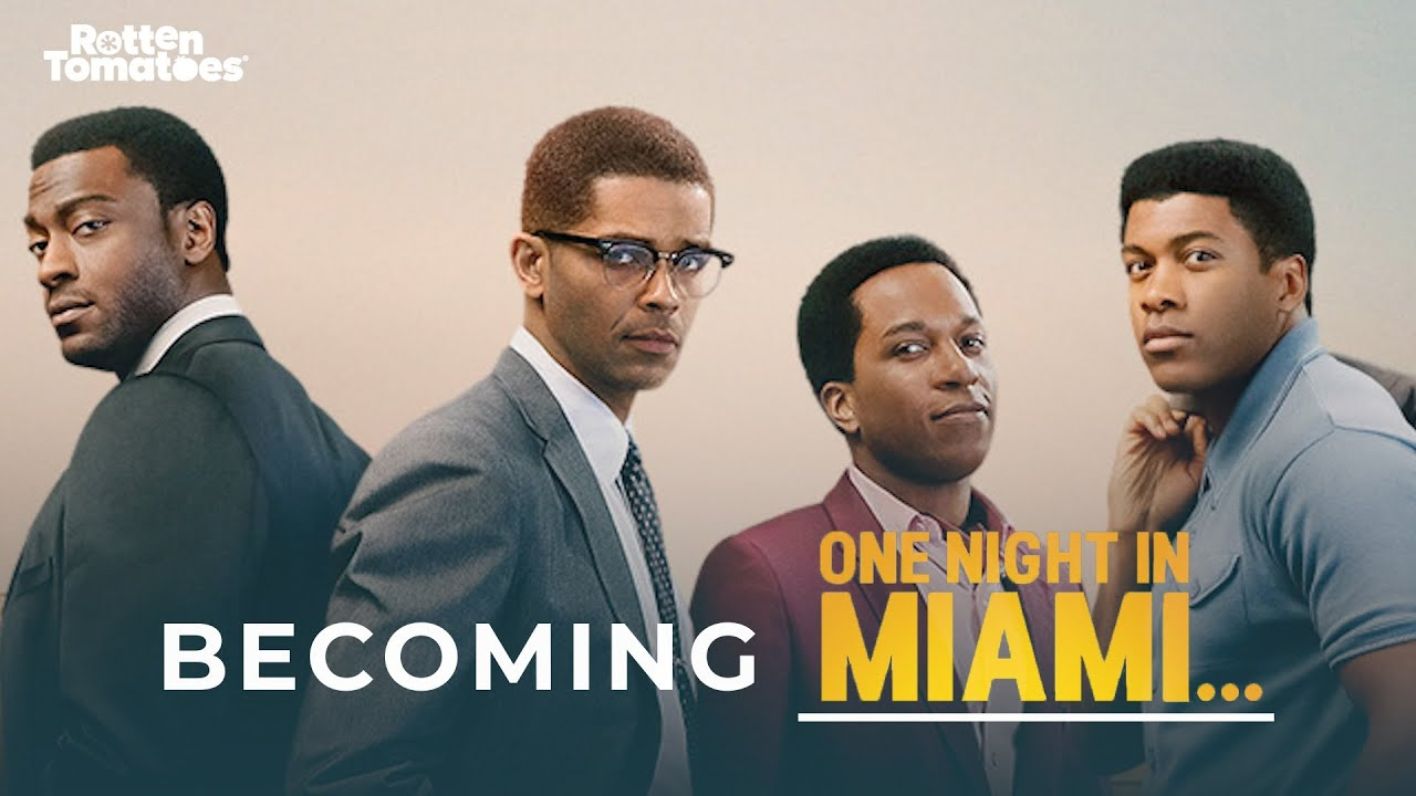 Becoming Cassius Clay, Malcolm X, Sam Cooke, and Jim Brown | One Night in Miami Interview