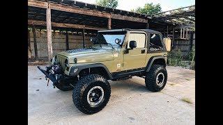 Jeep Wrangler TJ – Overland Rig Walkaround