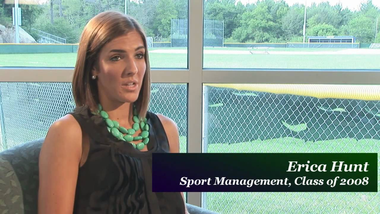 Sports Management college now program
