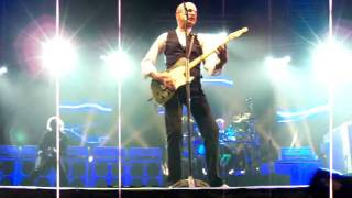 Status Quo, Caroline, live at the LG Arena, Birmingham, 5-12-2009 003.MOV