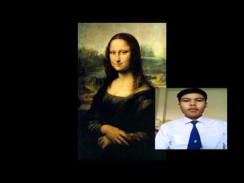 วิจารณ์งานศิลปะ ภาพโมนาลิซา