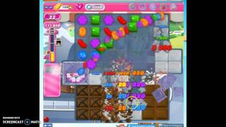Candy Crush Level 1156 help w/audio tips, hints, tricks