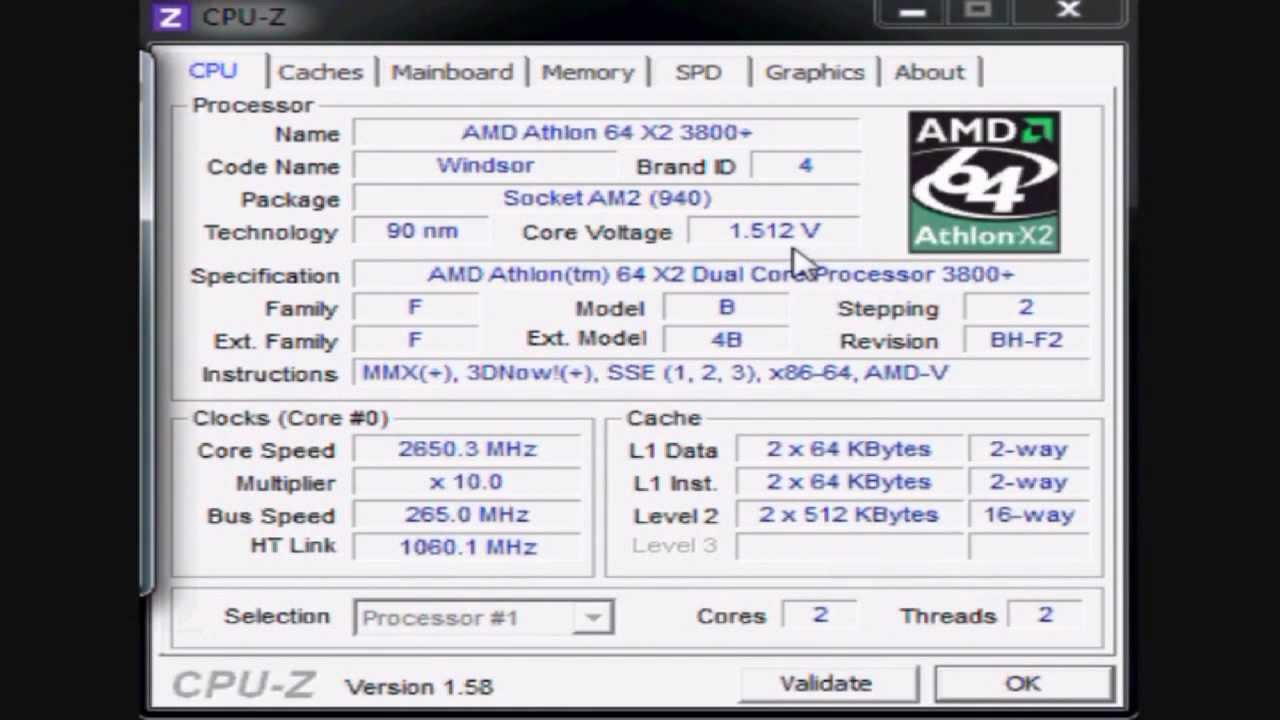AMD ATHLON 64 X2 3800+ DRIVERS