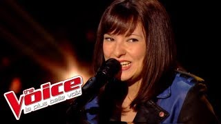 Asaf Avidan – One Day | Natacha Andreani | The Voice France 2014 | Blind Audition