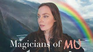 Magicians of Mu (The Lost Civilization of Lemuria) | Gigi Young