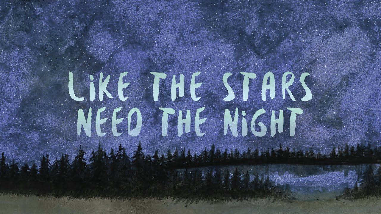 Like the stars need the night / Michał Rassek