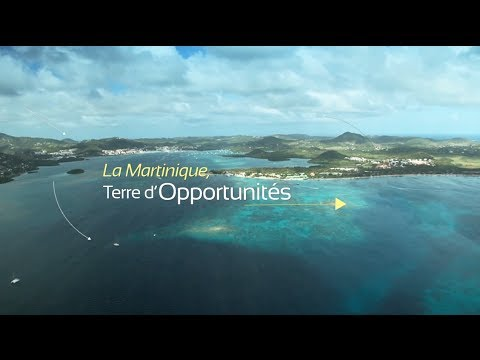 Martinica, Tierra de oportunidades