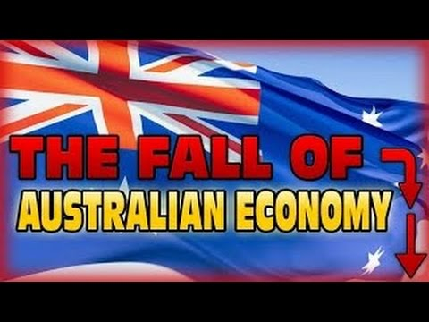 FlashBack Series \ The Fall of Australia Coming Catastrophes in the Australian Economy