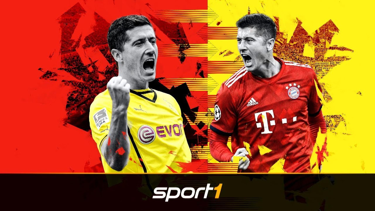 FCB vs. BVB: Der große Lewandowski-Vergleich | SPORT1