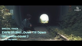 LIVE Zayn - Dusk Till Dawn Acapella Ver. Covered by 가호(Gaho) 4songs_뽀송즈