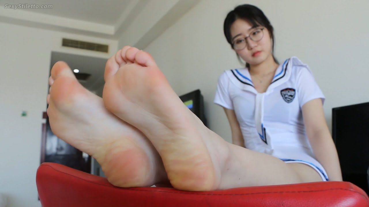 feet storry - asian feet part 6 - YouTube