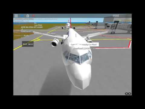 Quarter Airlines Airport tour and flight!
