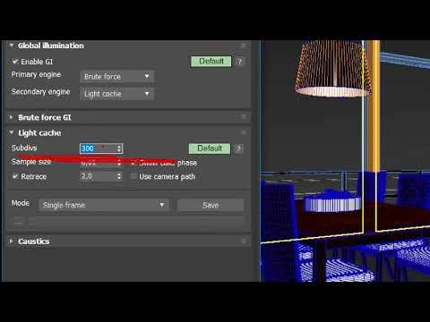 V-Ray NEXT (V-Ray 4) – решительный шаг вперёд в 3d-визуализации