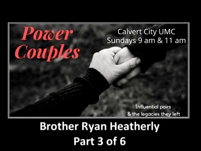 September 8, 2019 - Power Couples