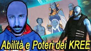 Chi sono i KREE? Origini e Poteri dei compaesani di Capitan Marvel (Mcu)
