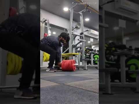 Anil Mudhiraj Back To Gym 💪 💪
