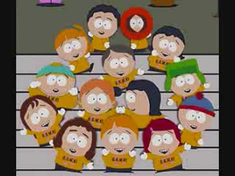 South Park (OST) - Getting Gay With Kids Choir Song (Part 2)