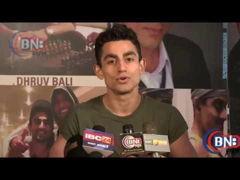 Mirror Games Ab Khel Shuru' Dhruv Bali Interview Us Base Hero Action Movie