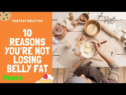 part-2---10-reasons-you're-not-losing-belly-fat-|-the-flat-belly-fix