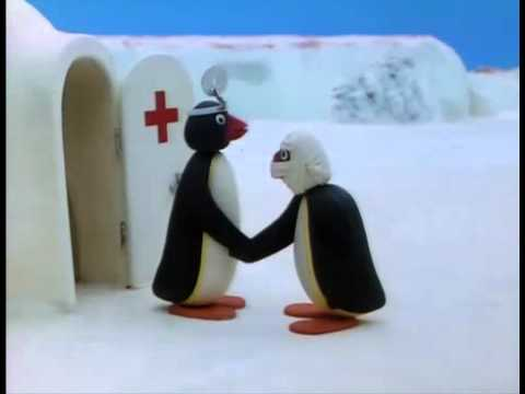 027 Pingu u lekarza