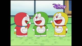 "Doraemon in Hindi New ""Nobita banega reporter"""