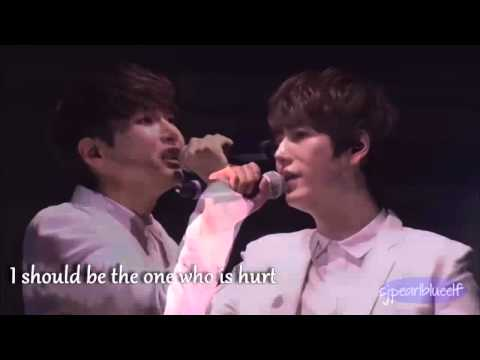 [Eng Sub] Super Junior - Gray Paper 墨纸 (Kyuhyun & Ryeowook Ft. Yesung)