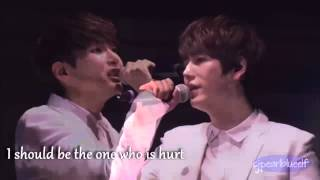 Gambar cover [Eng Sub] Super Junior - Gray Paper 墨纸 (Kyuhyun & Ryeowook ft. Yesung)