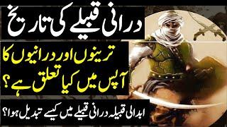 IHC Caste series: History of Durrani tribe in urdu/Hindi | Famous pashtun tribe