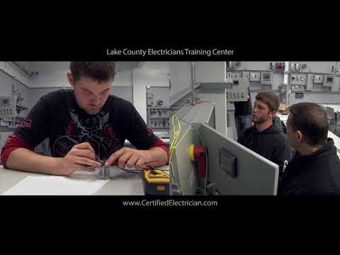 Certified Electrician Apprenticeship (Lake County, IN)