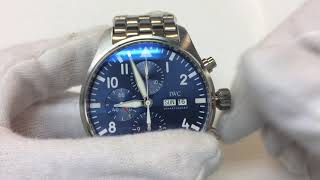 IWC Pilot Watch IW377717 パイロットウォッチ 파일럿워치 IWC飞行员腕表