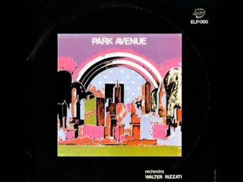 Walter Rizzati Park avenue library 1978