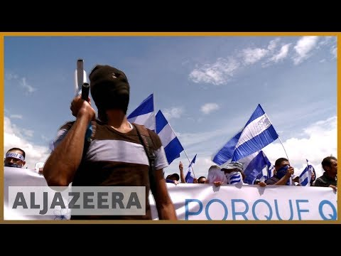 🇳🇮 More deadly protests in Nicaragua calling on Ortega to resign | Al Jazeera English