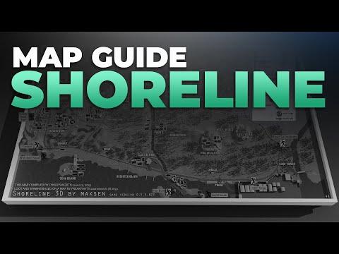 Shoreline Map Guide - Escape from Tarkov