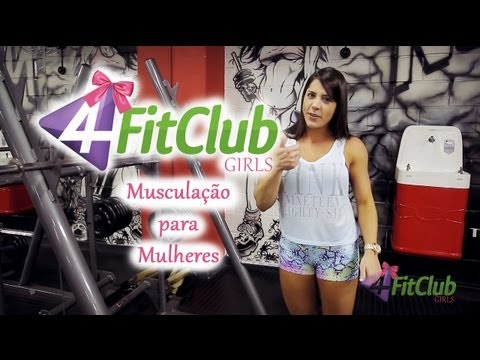 4FitClub Girls - Musculação para Mulheres Vídeos De Viagens