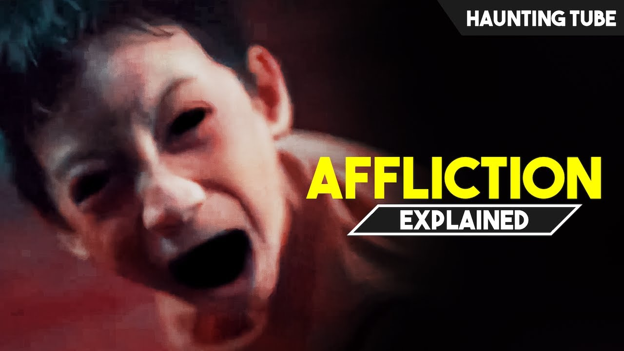 Affliction (2021) Explained in Hindi - Indonesian Horror Movie   Haunting Tube