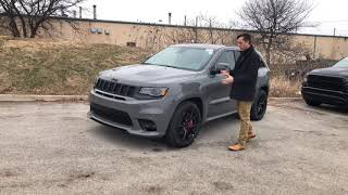 2019 SRT GRAND CHEROKEE FULL REVIEW/ Why it is my FAVOURITE SUV