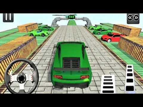 IMPOSSIBLE CAR DRIVING SIMULATOR | Android GamePlay - Free Games Download - Racing Games Download