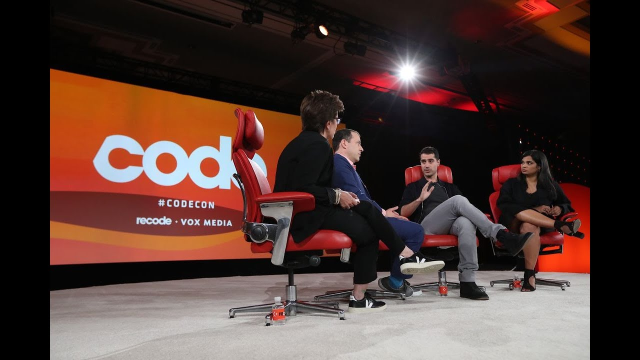 Download Twitter executives Kayvon Beykpour and Vijaya Gadde | Full Interview | Code 2019