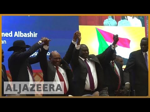 🇸🇸 South Sudan rivals agree to 'permanent' ceasefire | Al Jazeera English