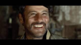 Хороший Плохой Злой - сцена из фильма - священник и бандит