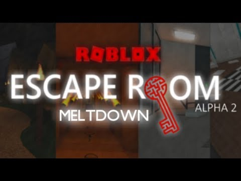Escape Room Alpha Meltdown