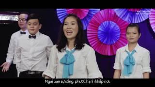 XIN CHÚA LÀM CHỦ CUỘC ĐỜI CON - TKH2017 - NNCE