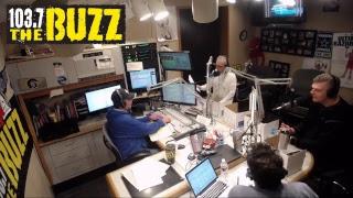 103.7 The Buzz Studio Stream