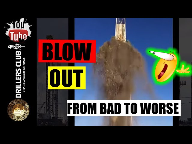 Blow Out Video From Bad To Worse