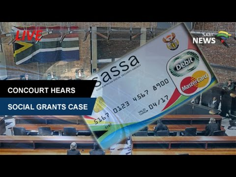 ConCourt hears social grants oversight application