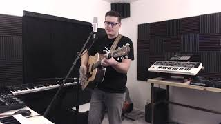 """Gambar cover """"To Love Somebody,"""" by The Bee Gees Cover by Zack Schommer"""